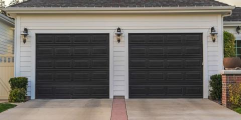 3 Most Popular Garage Door Styles, Midland, Nebraska