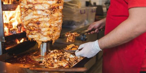 Where Did Shawarma Come From?, Chesterfield, Missouri