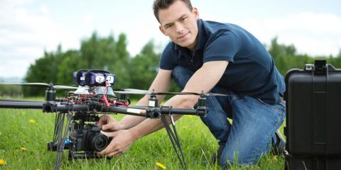 How Aerial Mapping & Filming Help You Manage Your Construction Project, Minneapolis, Minnesota