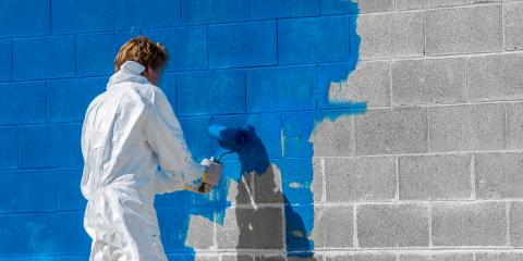 Should Your Business Be Repainted?, Honolulu, Hawaii