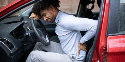 How to Avoid Back Pain From Driving, Cornelia, Georgia