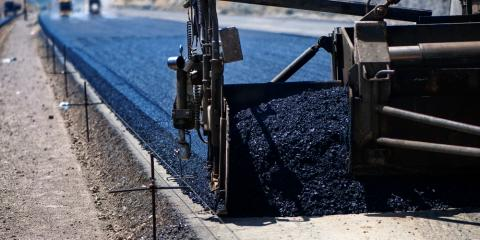 Commercial Paving Experts Discuss the Pros & Cons of Concrete & Asphalt, Whitewater, Ohio