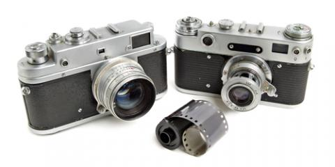 How Nikon® Cameras Have Changed Over the Years, Portland West, Oregon