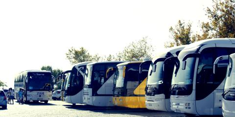Why Take a Charter Bus for Your Fall Getaway?, Bolton, Connecticut