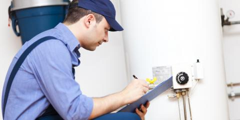 5 Signs It's Time to Replace Your Water Heater, Chardon, Ohio