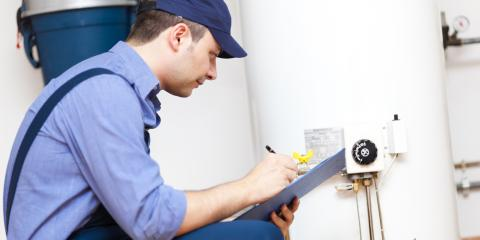What Is a Water Heater Expansion Tank & Why Do You Need One?, Eagan, Minnesota