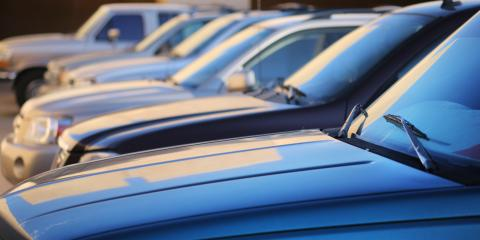3 Ways to Protect Your Car From Dents in the Parking Lot, Rochester, New York