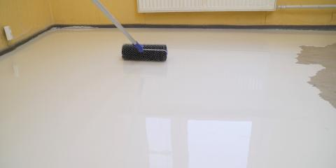 When Should You Finish a Garage Floor? , Monroe, Ohio