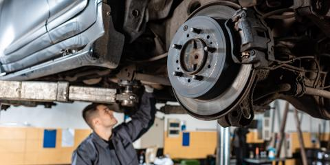 How to Know When You Need New Brakes , Ewa, Hawaii