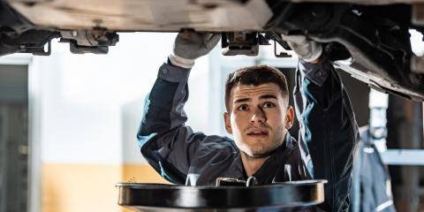 4 Types of Scheduled Maintenance Needed for Your Car, Anchorage, Alaska