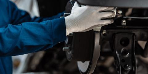 4 FAQ About Automotive Brakes, Green, Ohio
