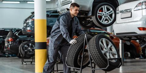 When Should You Get New Tires?, Lexington-Fayette, Kentucky
