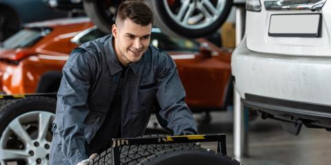 4 Popular Tire Tread Patterns, Lemay, Missouri