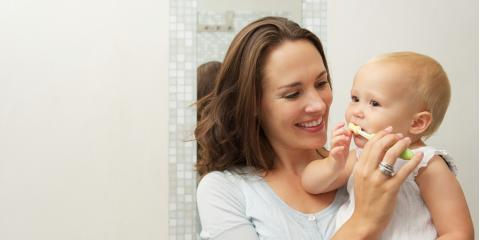 Family Dentist Lists 4 Ways to Care for Baby's Teeth, High Point, North Carolina