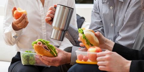 5 Office Lunch Options That Are Surprisingly Healthy, Dublin, Ohio