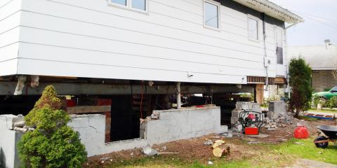 Signs of Foundation Failure to Watch Out For, West Chester, Ohio