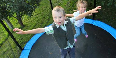 5 Health Benefits of Using a Trampoline, Ballwin, Missouri