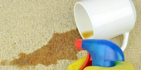 Live Oak's Carpet Cleaning Experts Offer 3 Stain Cleaning Tips, Dowling Park, Florida