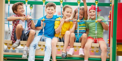 3 Safety Tips for Your New Play Set, Broken Arrow, Oklahoma