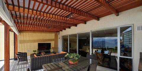 3 Benefits of Covering Your Patio With a Louvered Roof, East Yolo, California