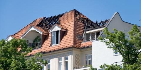 3 Places of the Home Commonly Affected by Smoke Damage, Worthington, Ohio