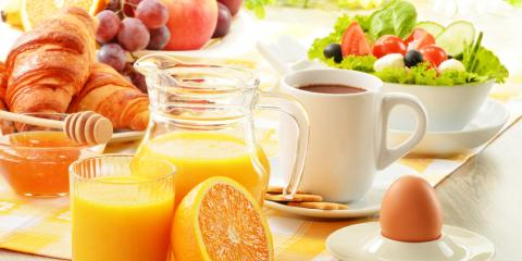 3 Health Benefits of Eating a Daily Breakfast, Lilburn, Georgia