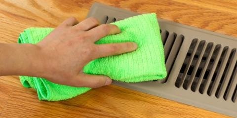 3 Signs You Need to Clean Your Air Ducts, Turner, Oregon