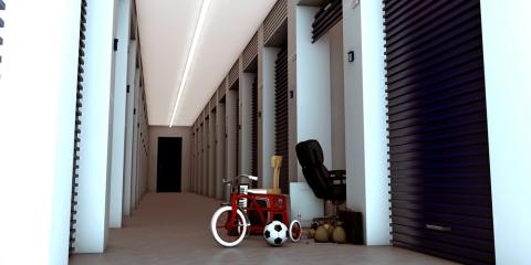 What Should You Do Before Moving Items Into a Storage Unit?, High Point, North Carolina
