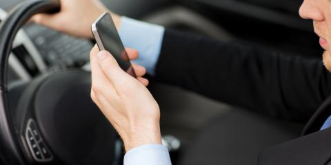 Attorneys Share 3 Ways Distracted Driving Is Just as Bad as Drunk Driving, Cheviot, Ohio