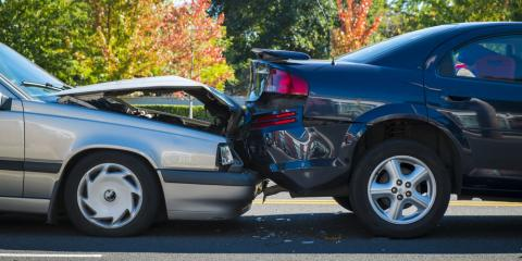 3 Common Types of Collisions & How to Avoid Them, Covington, Kentucky