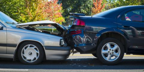 Collision Repair Experts List 5 Steps to Take After an Auto Accident, French Island, Wisconsin