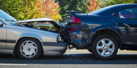 3 Hidden Issues That Can Occur After a Rear-End Collision, Norwalk, Connecticut