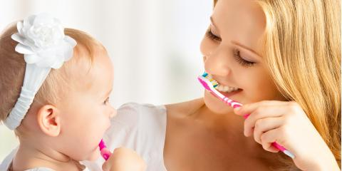 A Guide to Caring for Baby & Toddler Teeth, Covington, Kentucky