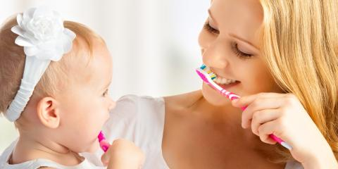 How to Provide Dental Care for Your Infant, Anchorage, Alaska