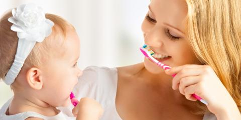 3 Tips For Creating A Teeth Cleaning Routine With Small Children, Middlebury, Connecticut