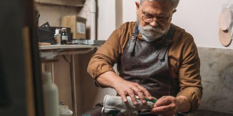 Why You Should Go to a Shoe Repair Shop, Brighton, New York