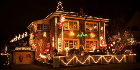 A Guide to Holiday Lights & Fire Safety, Springboro, Ohio