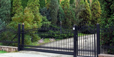 3 Benefits of Residential Automated Gates, Tacoma, Washington