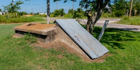 A Guide to Concrete Storm Shelters, West Plains, Missouri