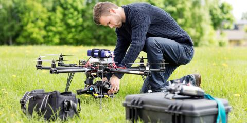 3 Ways Businesses Benefit From Drone Photography & Video, Minneapolis, Minnesota