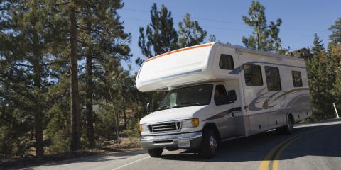 How to Avoid an RV Tire Blowout, Medary, Wisconsin