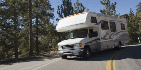 3 Reasons to Keep Your RV in a Storage Facility, Staunton, Virginia