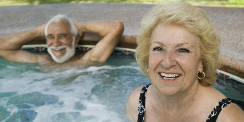 3 Ways Hot Tubs Improve Health, St. Charles, Missouri