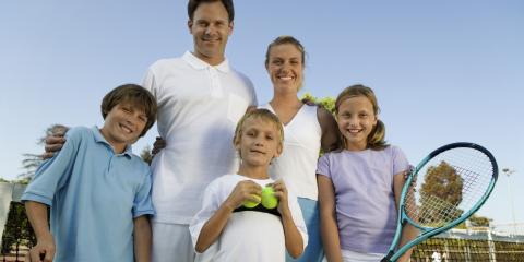 3 Health Benefits of Playing Tennis at Any Age, Delhi, Ohio