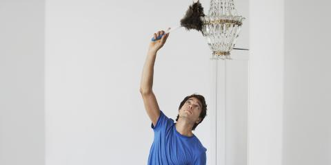 How Often Should You Clean Chandeliers?, Cincinnati, Ohio