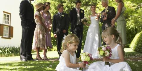 Local Babysitting Service Shares How to Manage Children at Weddings, Morehead City, North Carolina