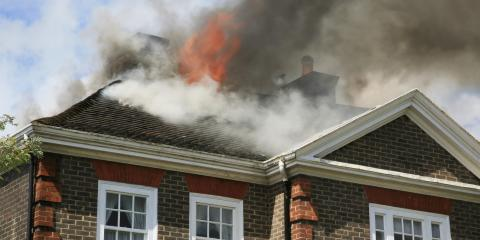 The 4 Most Common Triggers for House Fires, Elkins, West Virginia