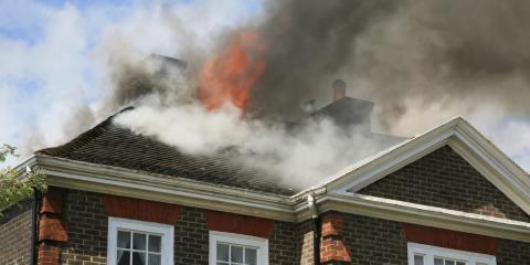How Does a Fire Start?, Lexington-Fayette, Kentucky