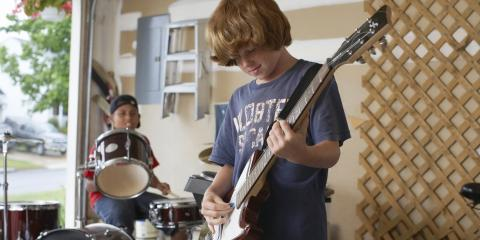 3 Benefits of Having Children Learn a Musical Instrument, Elko, Nevada