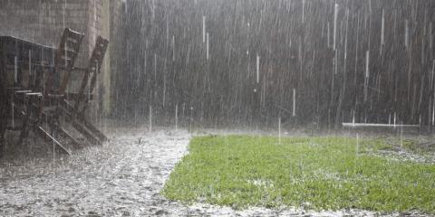 Cincinnati's Plumbing Repair Experts Explain How Heavy Rain Affects Your Plumbing, Green, Ohio